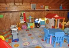 Ático Infantil Palacio Larrea Berria
